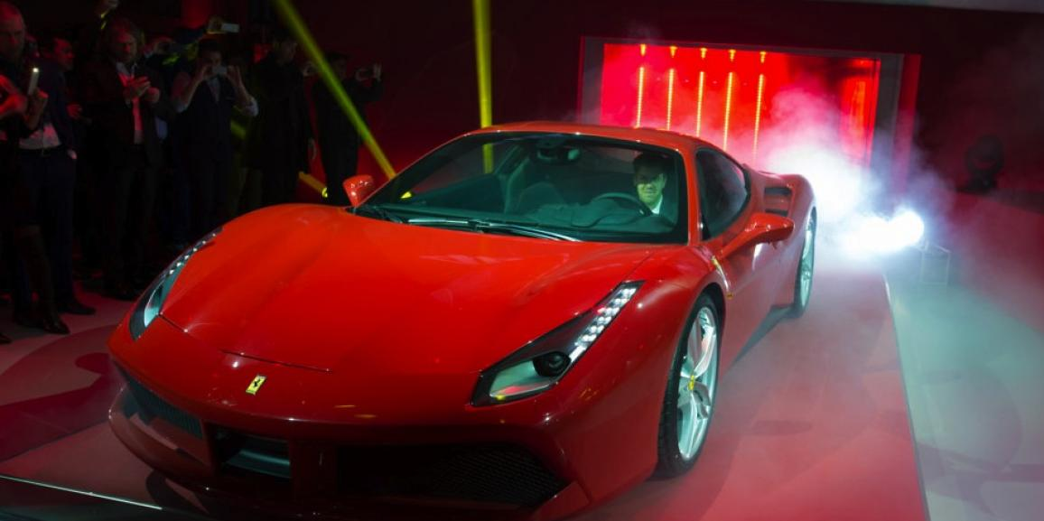 Ferrari 488 GTB – Recensione
