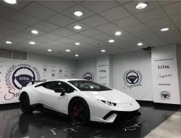 Lamborghini Huracán Performante LP 640-4 5.2 V10