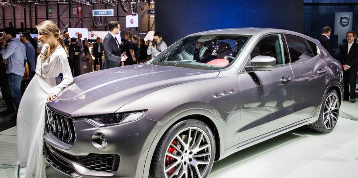 Maserati Levante – L'inizio di una nuova Era