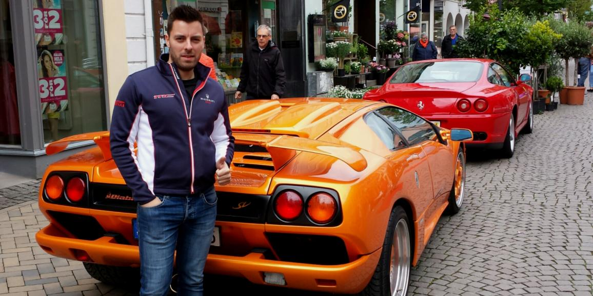 Italian Supercar Meeting Kristianstad Sweden 2015