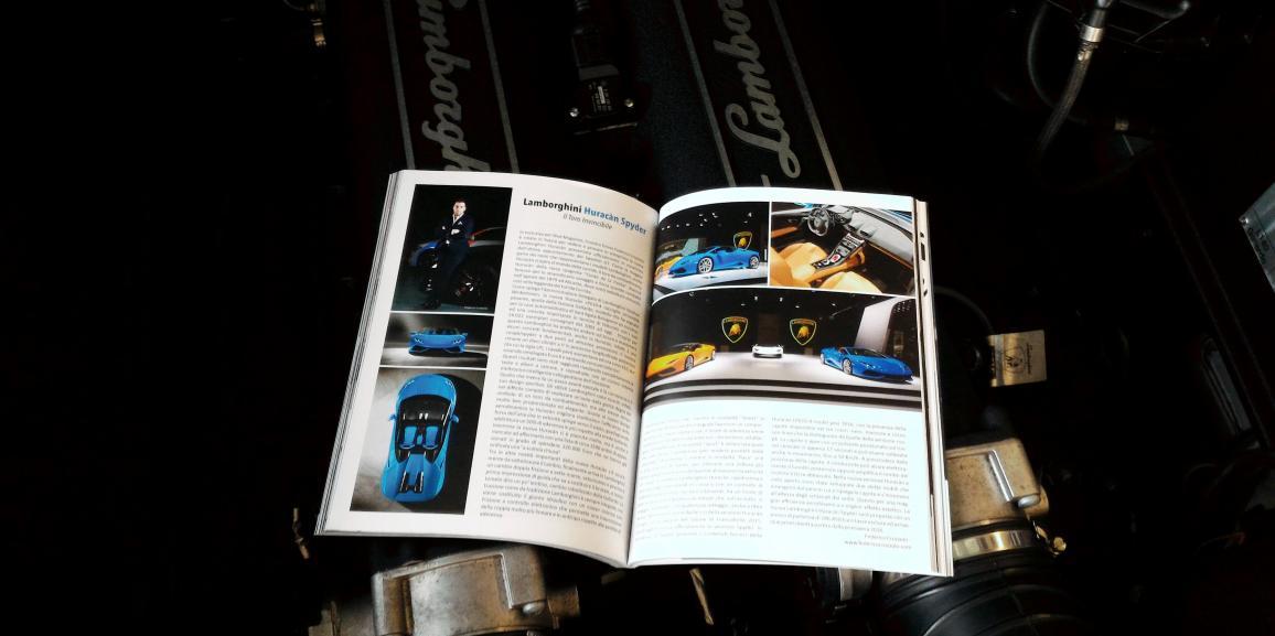 Lamborghini Huracàn Spyder – Shot Magazine #6
