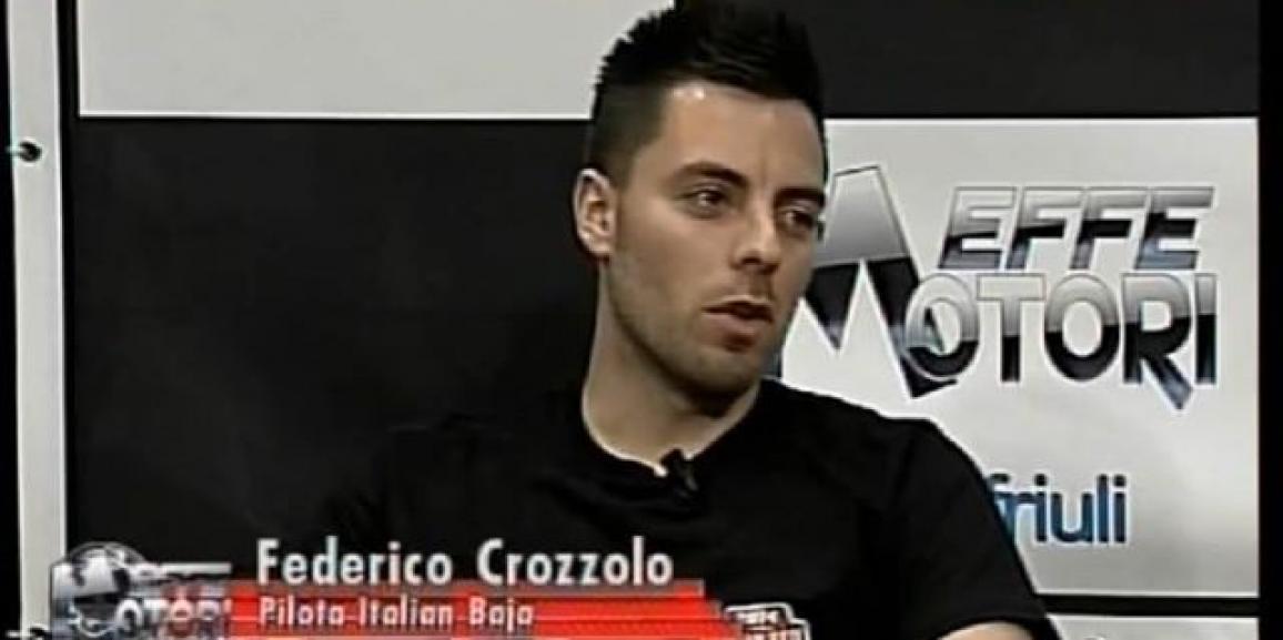 Intervista a Federico Crozzolo Effemotori Telefriuli