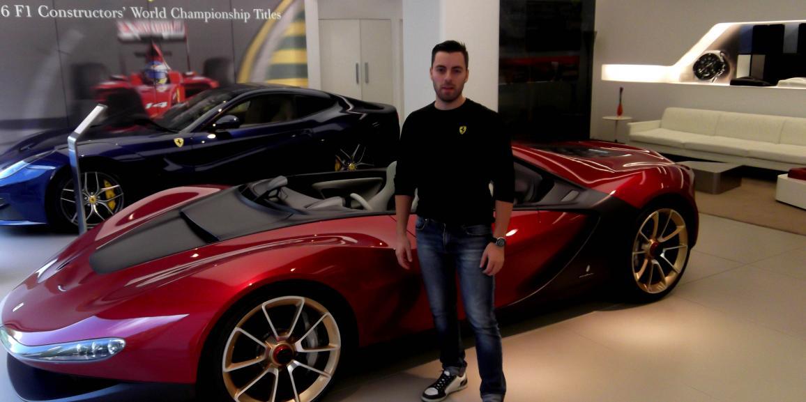 Ferrari Sergio Concept Car – Recensione
