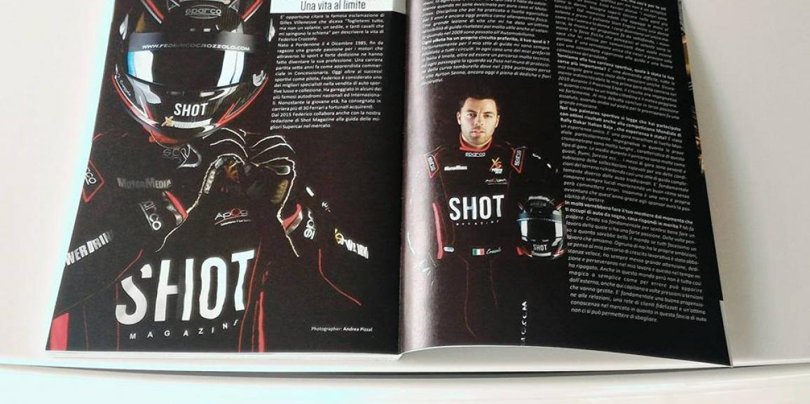 Una Vita al Limite – Intervista Shot Magazine #7