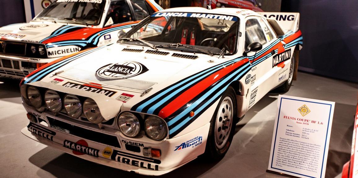 Italia Leader Mondiale delle Auto Classiche