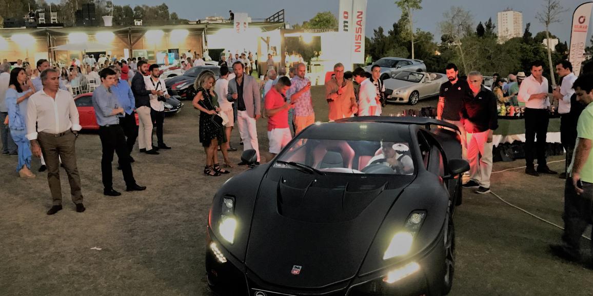 AutoBello Marbella 2017 – Il Driver Friulano porta al trionfo la GTA Spano